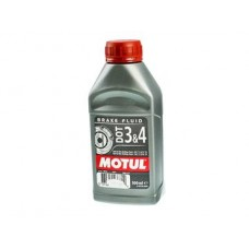 Motul Dot 3/4 Brake Fluid 0,5L