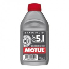Motul Dot 5.1 Brake Fluid 0,5L