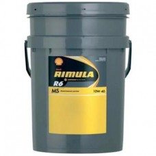 Rimula R6 MS E7/LDF3 10W-40 20L