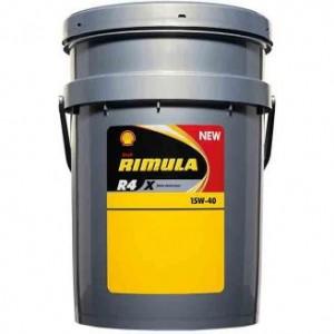 Rimula R4 X 15W-40 20L